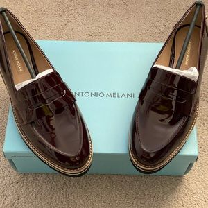 Antonio Melani woman's loafers size 9